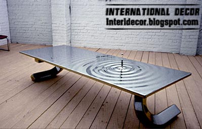 Creative and unusual table designs and table models