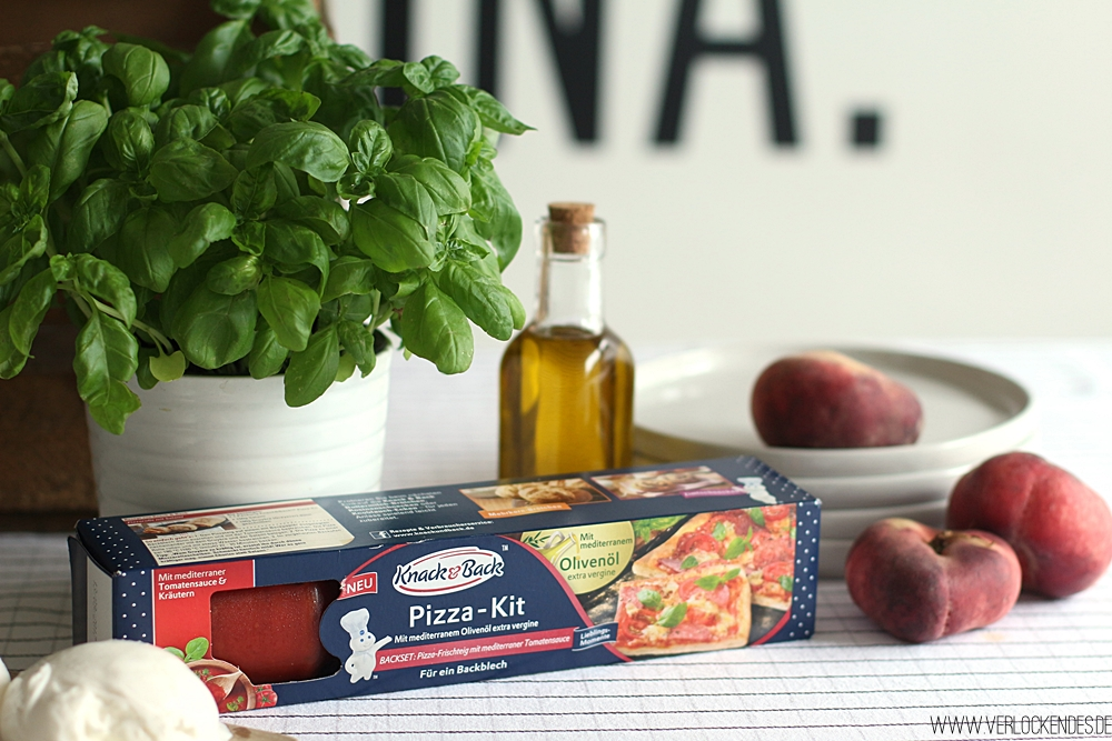 Knack&Back Pizza Kit Ideen