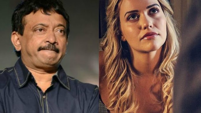 """GOD, SEX and TRUTH"", Ram Gopal Varma Shot A Film With Adult Film Star Mia Malkova"