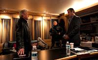 Michael Douglas voice over Threshold Recording Studios NYC