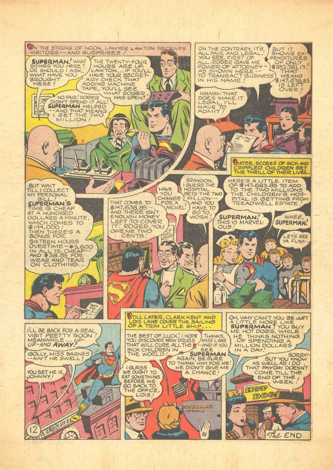Action Comics (1938) 65 Page 13