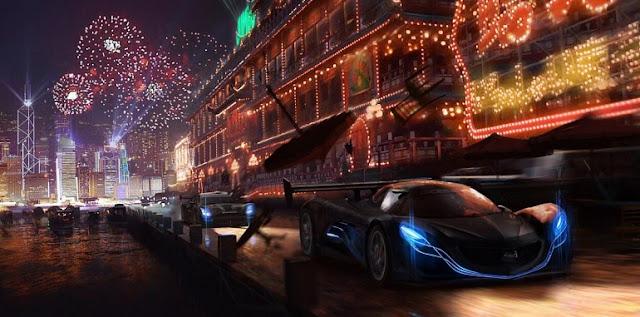 Más imágenes filtradas apuntan Asia como destino de Forza Horizon 4