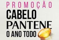 Promoção Cabelo Pantene o ano todo panteneoanotodo.com.br