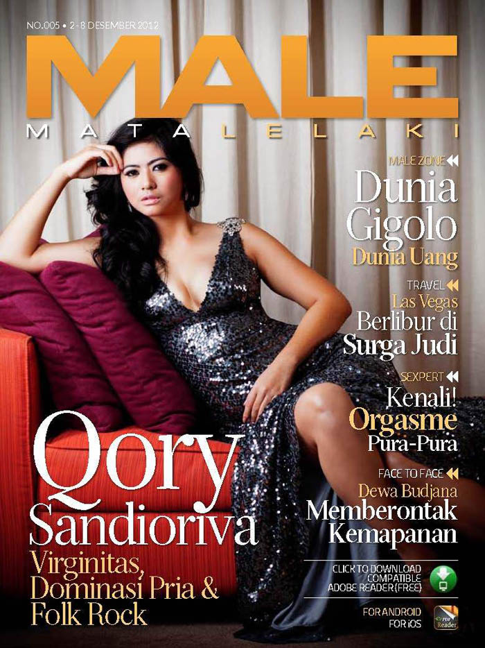 Majalah Popular 2014 Majalah Popular Januari 2014 Scoop Indonesia Qory Sandioriva For Male Magazine December 2012 Cover Photoshoot