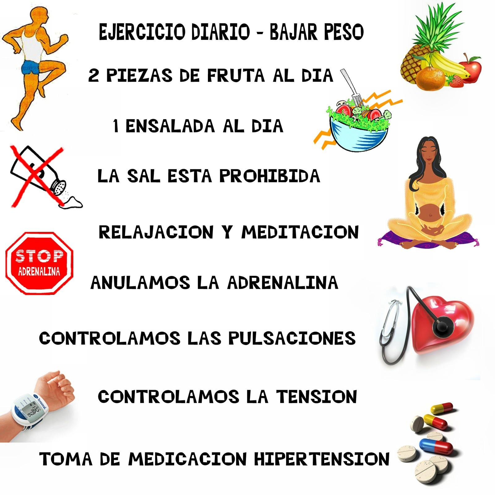 Los mayores 50 consejos para Tratamiento hipertensión