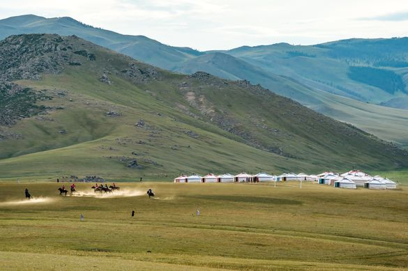 The Holiday and Travel Magazine: Mongolian Adventure Beckons