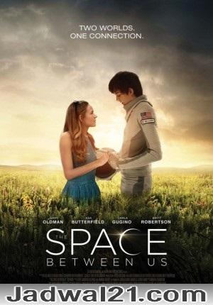 Film THE SPACE BETWEEN US 2017
