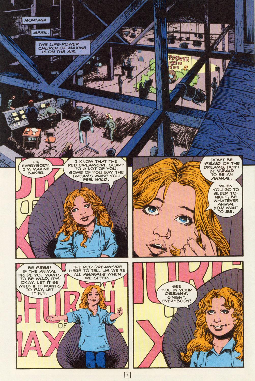 Read online Animal Man (1988) comic -  Issue #81 - 5