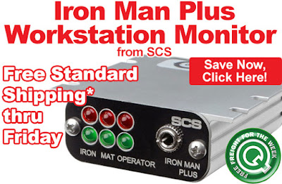 SCS Iron Man Plus Workstation Monitor Free Shipping
