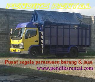 Jasa Angkutan Truk di Jombang