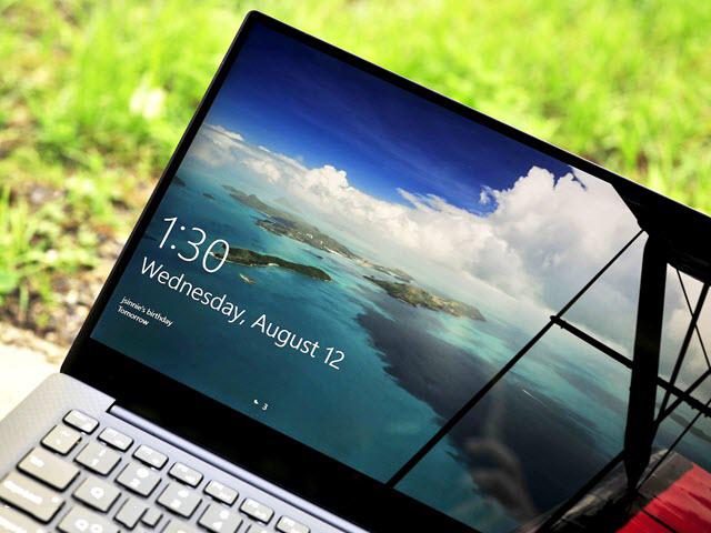 كيف تستخرج صور شاشة القفل من ويندوز 10