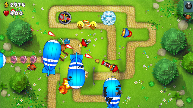 Download Game Bloons TD 6 Mod Money cho Android