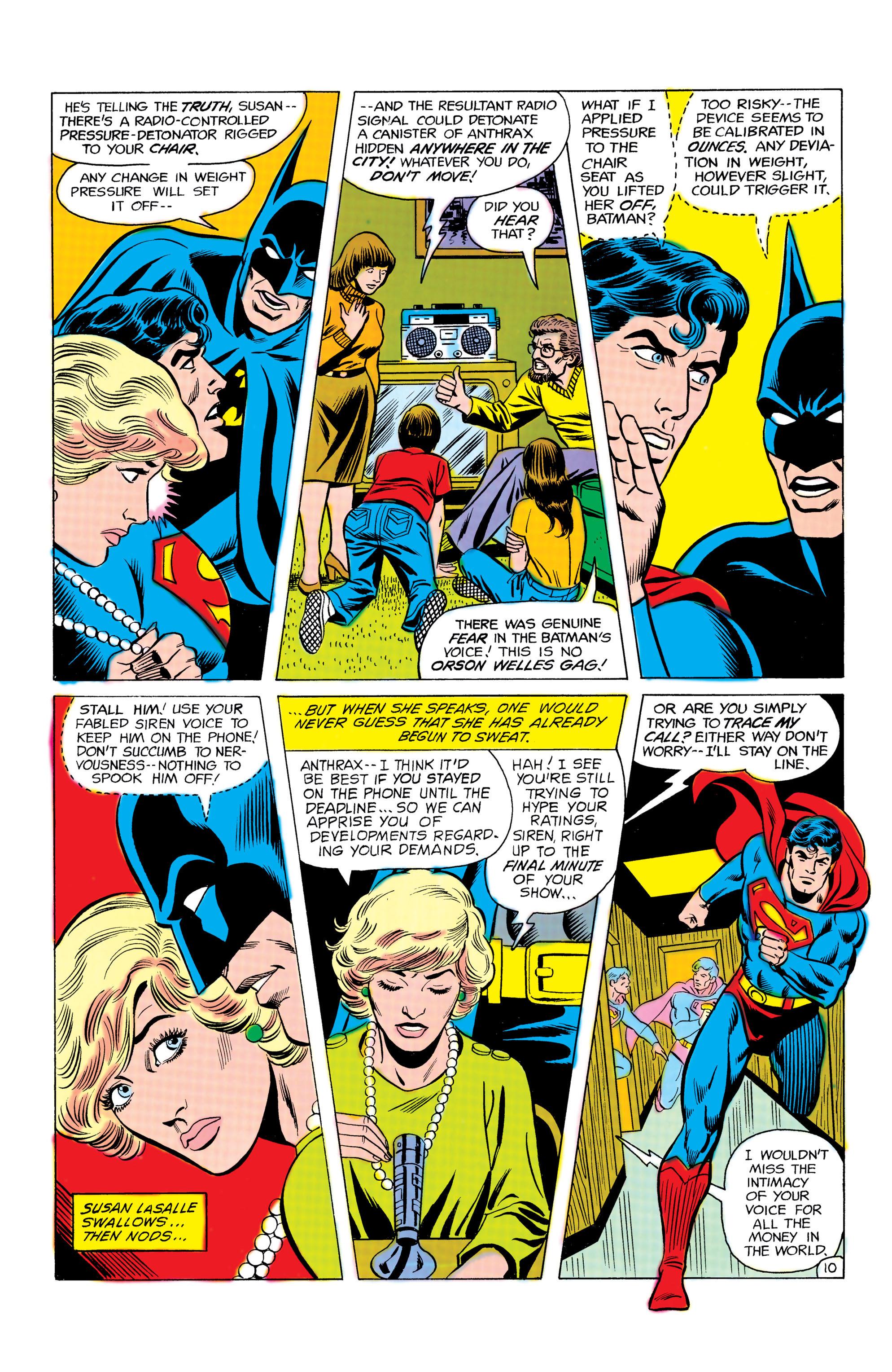Read online World's Finest Comics comic -  Issue #292 - 11