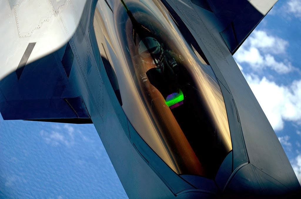 Image 1 F-22 canopy & American Innovation: November 2013