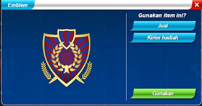 Jual Jersey dan Emblem
