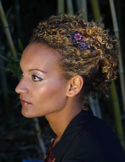 Short Curly Black Hairstyle Popular Hairstyles