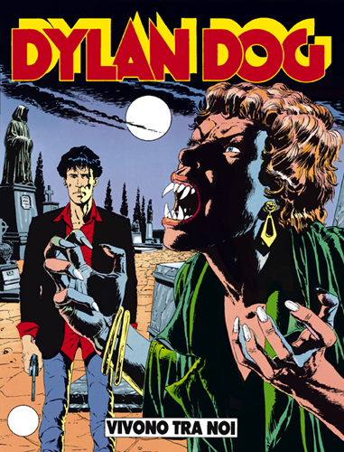 Dylan Dog (1986) 13 Page 1