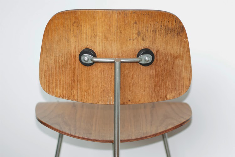 Meghann Stephenson Eames Chair Restoration Dcm Edition