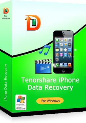 تحميل برنامج استعادة الملفات المحذوفة للايفون iPhone Data Recovery