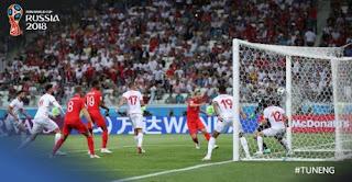 Tunisia vs Inggris 1-2 Video Gol Highlights - Piala Dunia 2018