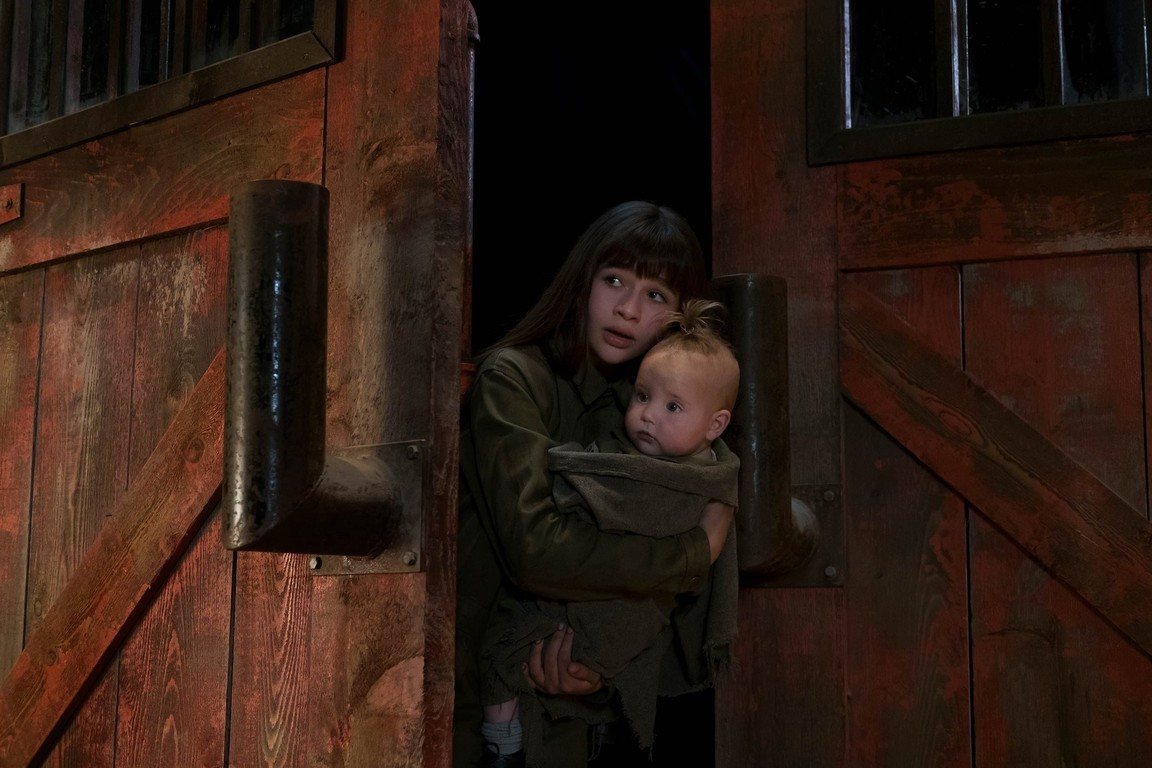 A Series of Unfortunate Events - Season 1 Episode 07: The Miserable Mill: Part One