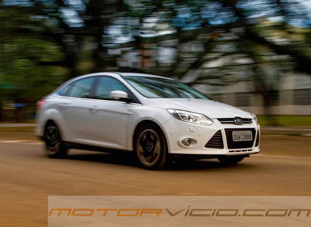 Novo Ford Focus Sedan 2014