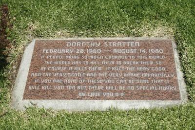 Tumba de Dorothy Stratten