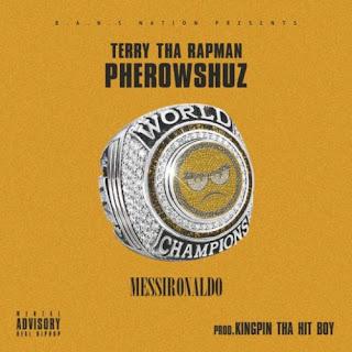 """Terry Tha Rapman – """"Messi Ronaldo"""" ft. Pherowshuz"""