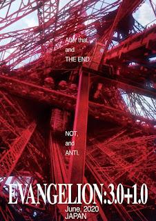 Evangelion: 3.0+1.0, Ilustração Promocional