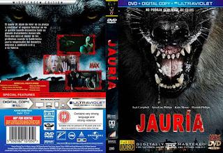Jauría v3 maxcovers