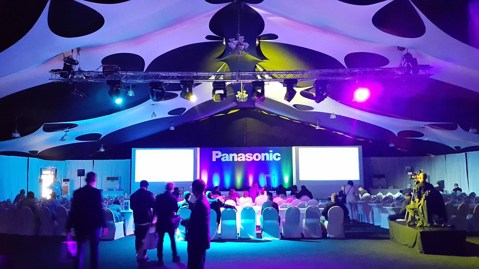 2016 Panasonic Expo South Africa