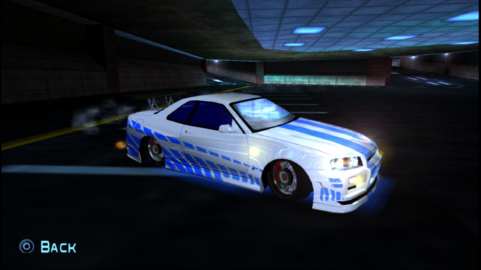 Car Paint Colors >> Midnight Club 3 : DUB Edition (USA) - 2F2F Brian O'Conner's Skyline | // BS23 - Designs