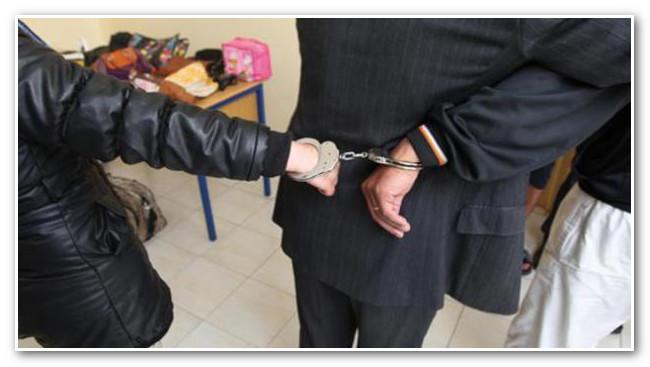 """تارودانت24 _ اعتقال رئيس جماعة ارتكب حادثة خطيرة وهو """"سكران""""."""