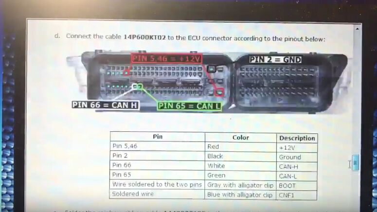 KTAG Firmware 7 020 can read Opel Insignia EGC17C59