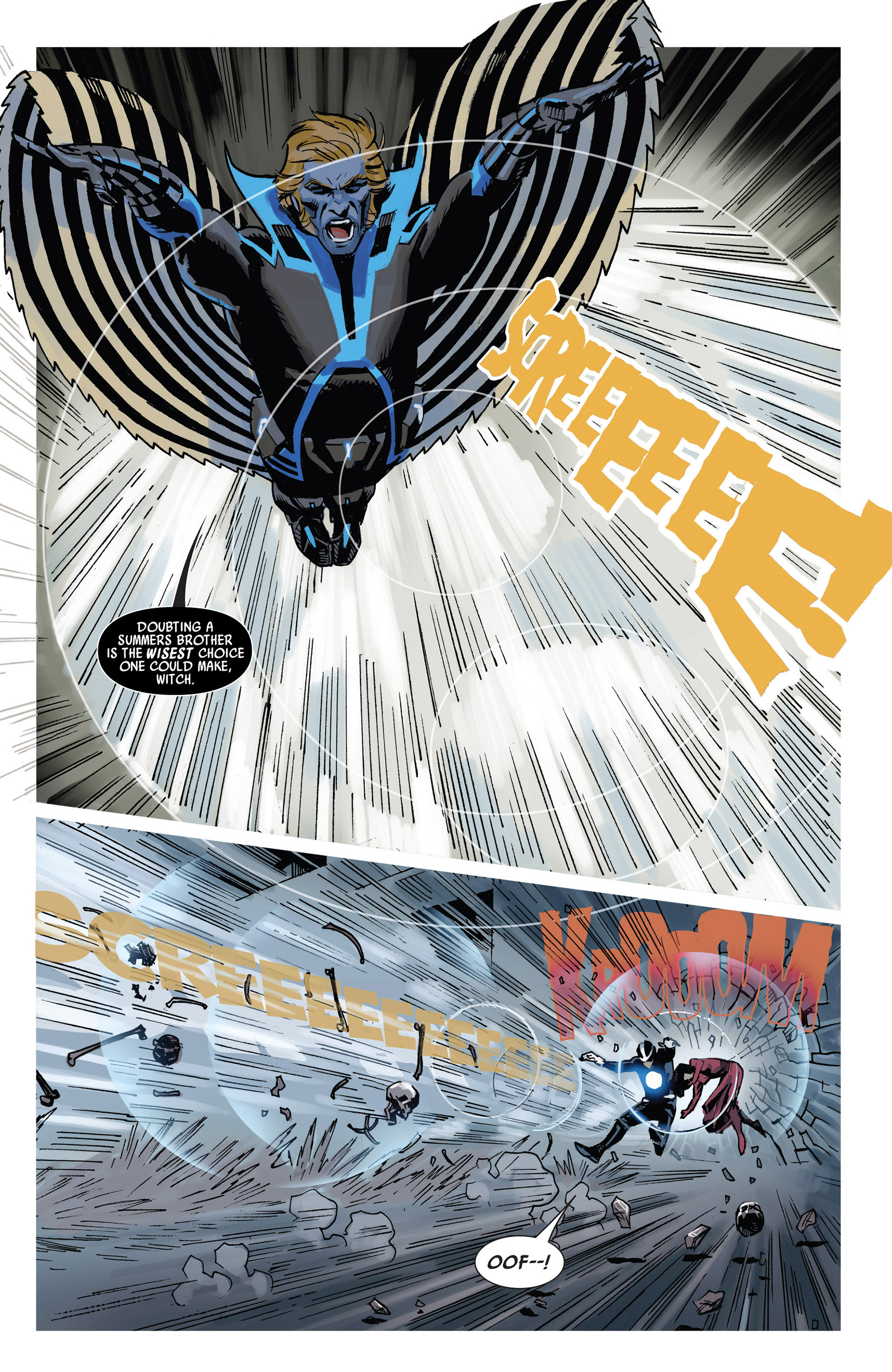 Read online Uncanny Avengers (2012) comic -  Issue #10 - 8