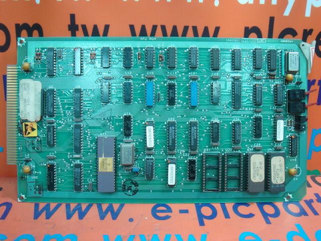 FISHER ROSEMOUNT DH6011X1-FA3-6  39A3150X22 MPU ROM BOARD (REV.B)