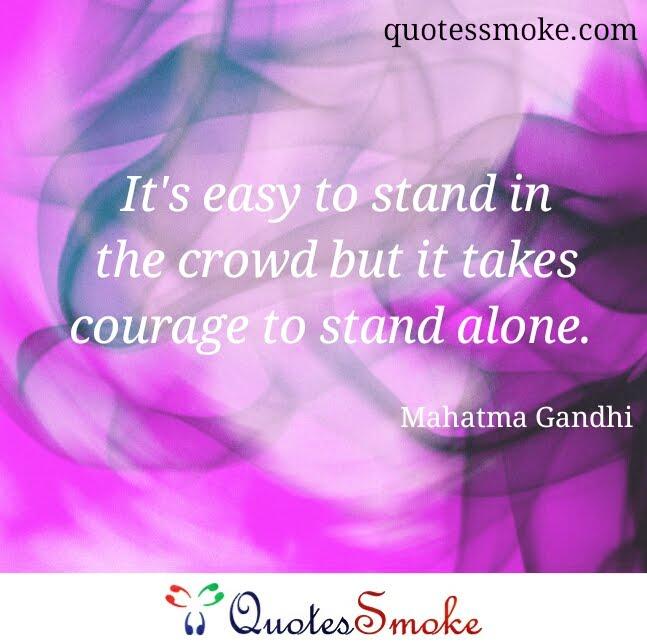 110 Mahatma Gandhi Quotes That Will Nurture your Soul - Quotes Smoke