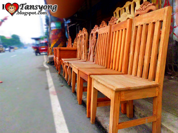 Wood Products Craftsmanship Of Taytay Rizal I Tansyong