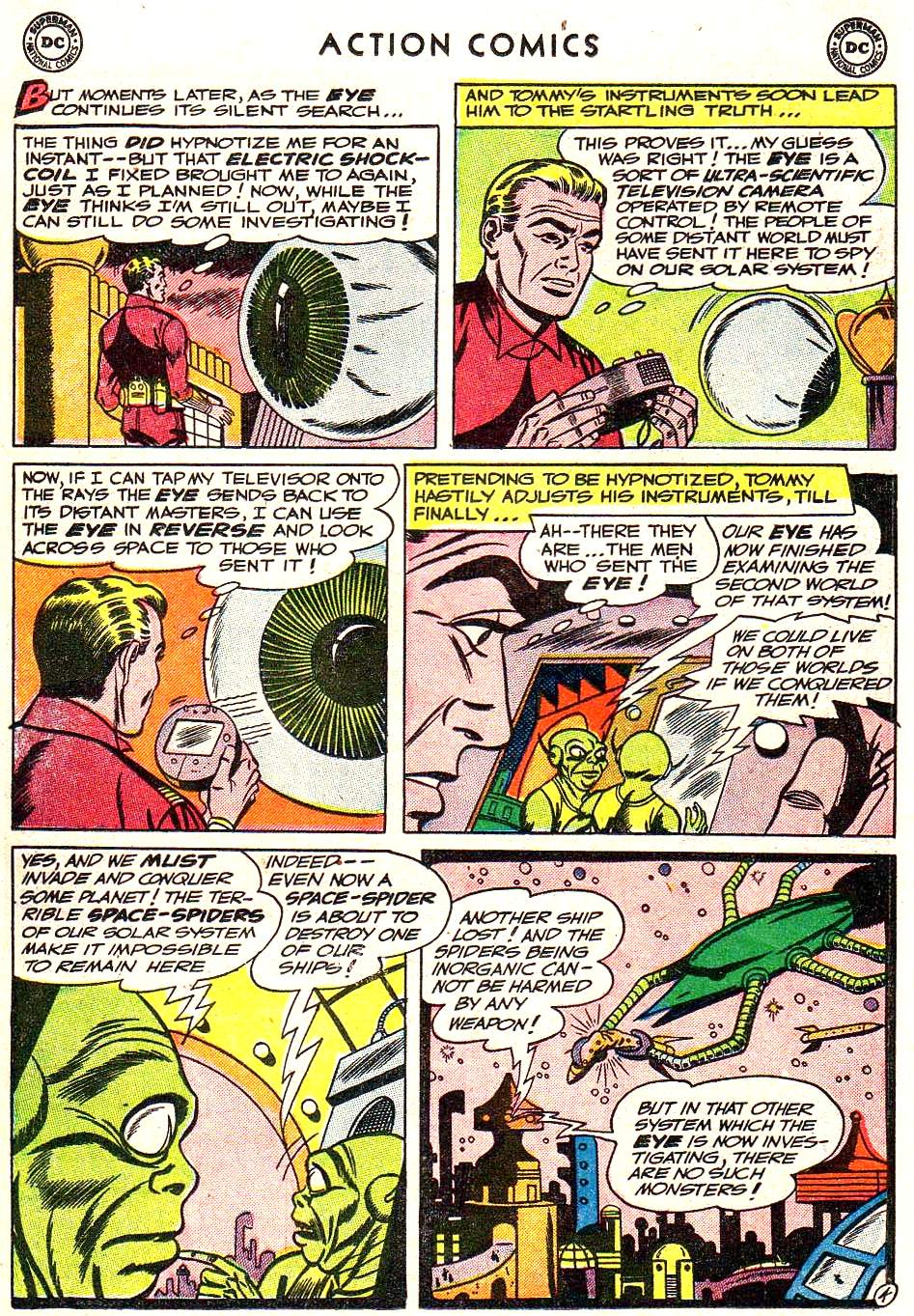 Action Comics (1938) 172 Page 27
