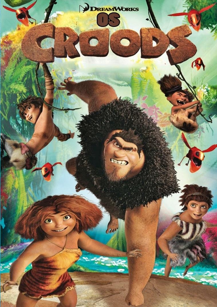 Os Croods – Dublado (2013)