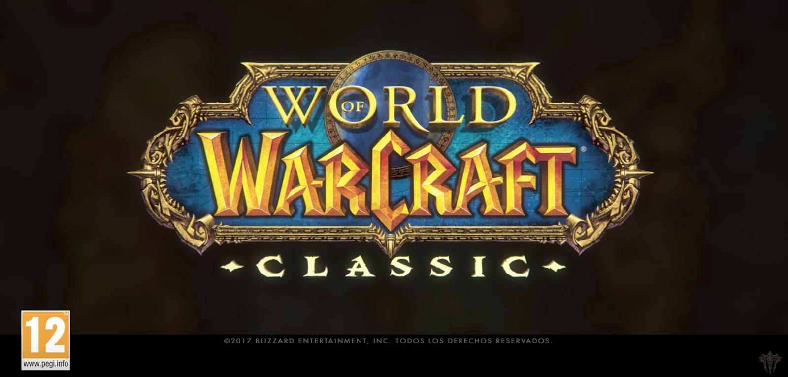 Presentan World of Warcraft Classic y la expansión Battle for Azeroth