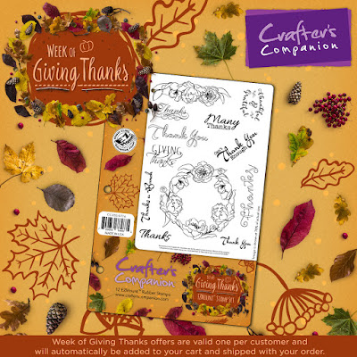 http://blog.crafterscompanion.com/week-of-giving-thanks/?AffId=67