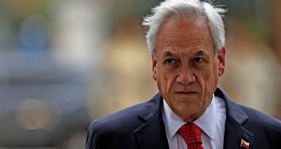 Declararon admisible querella contra Sebastián Piñera por crímenes de lesa humanidad