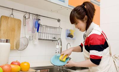 Bakteri Penghilang Bau untuk Wastafel Tetap Bersih.