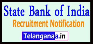 SBI State Bank of India Recruitment Notification 2017 Last Date 25-05-2017