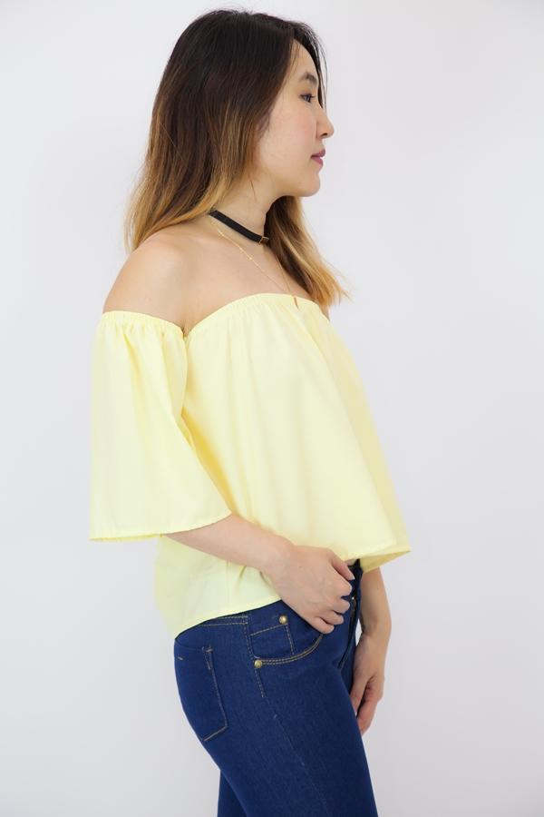 VST777 Yellow