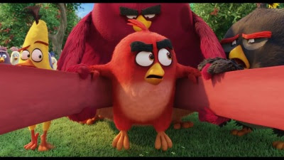 The Angry Birds Movie - International (UK) Trailer - Screenshot