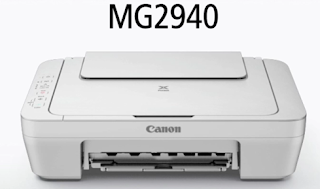 Canon PIXMA MG2940 Inkjet Wireless All-in-One Printer