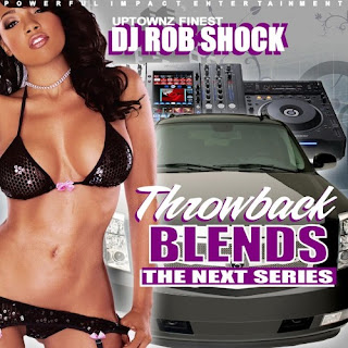 DJ Rob Shock - Throwback Blends Vol 1 (2013)