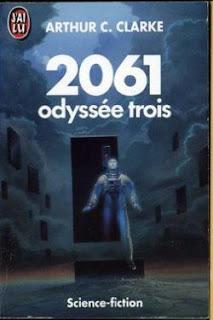 2061 Odyssée trois - Arthur C. Clarke